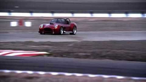 Iconic AC Roadster : la nouvelle Cobra
