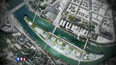Ile Seguin : le projet de Jean Nouvel adopté