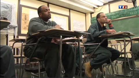 Ils veulent décrocher leur diplôme... en prison