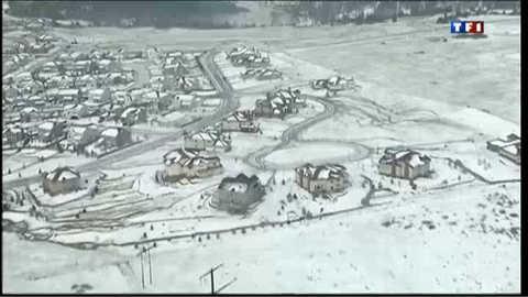 Les images du Colorado frappé par la grêle