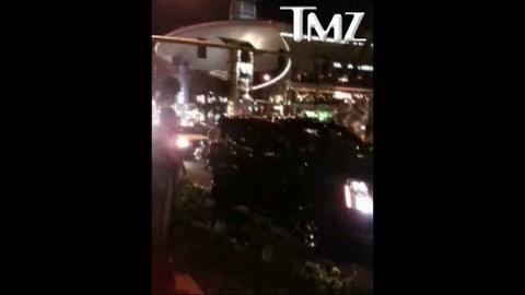 Les images de Paris Hilton arrêtée à Las Vegas