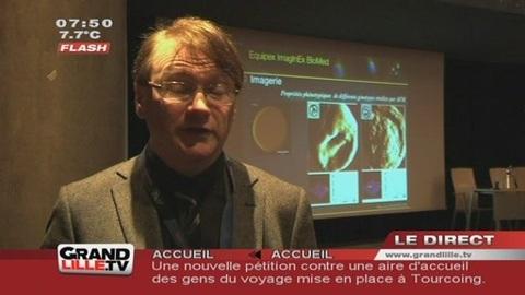 ImaginEx BioMed : L'Institut Pasteur à la pointe de la recherche ! (Lille)