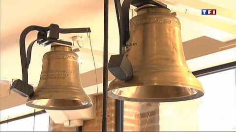 L'impressionnant musée des cloches de L'Isle Jourdain
