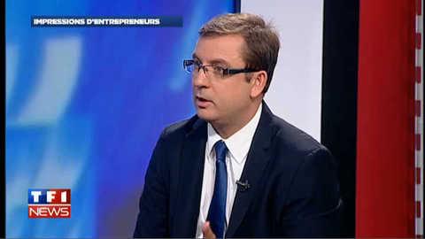 Impressions d'entrepreneurs avec Frédéric Bleuse, directeur général de Regus France