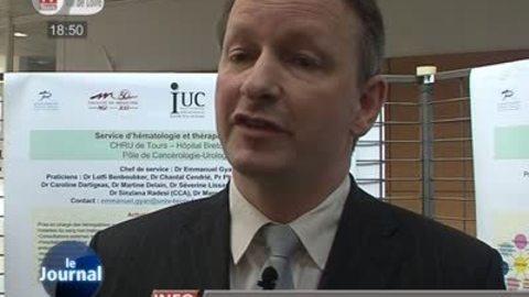Inauguration de l'IUC Centre Val-de-Loire 