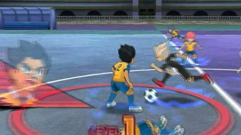 Inazuma Eleven Strikers 2012 Xtreme - Gameplay 6 - Wii.mp4