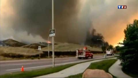 Des incendies gigantesques ravagent toujours le Colorado