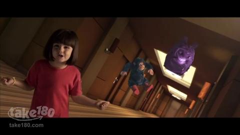 Inception - Parodie Incepcion avec Dora l'exploratrice - Bande-Annonce
