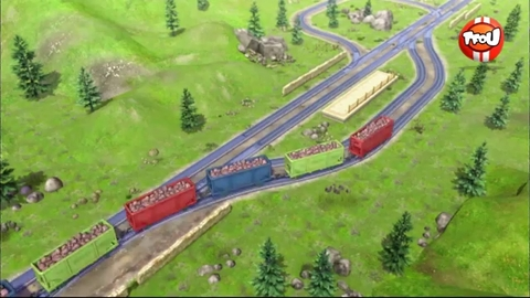L'incroyable Bruno ! - Chuggington