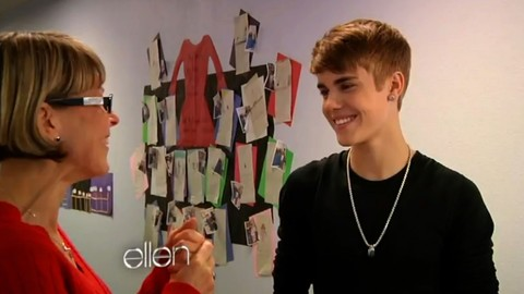 L'incroyable cadeau de Justin Bieber