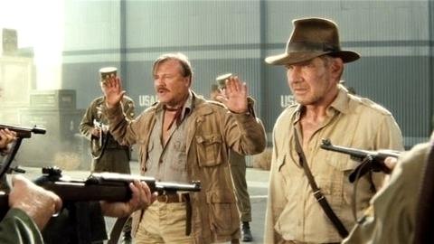 Indiana Jones et le Royaume du Crâne de Cristal - bande annonce VF