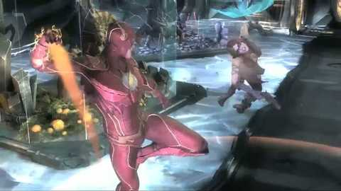Injustice Gods Among Us - San Diego Comic Con 2012 Trailer - PS3 Xbox360.mp4