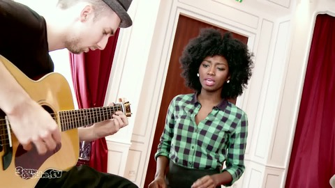 INNA MODJA – FRENCH CANCAN – SESSION ACOUSTIQUE