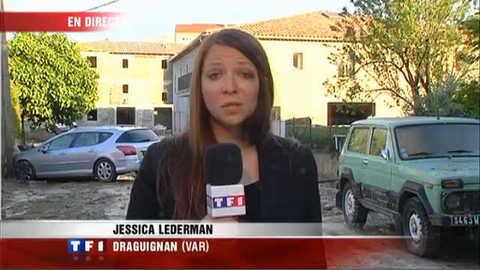 Inondation dans le Var : Draguignan meurtri