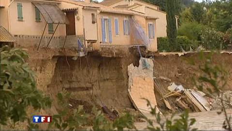 Inondations dans le Var : un an après, la page est loin d'être tournée