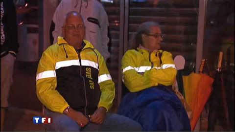Inondations en Ardèche : des campeurs évacués