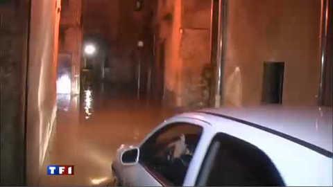 Inondations à Sommières : les images