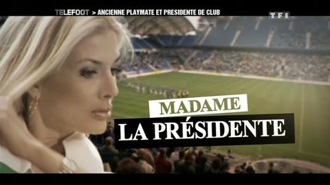 Insolite : Ancienne playmate et présidente de club (13/06/2012)
