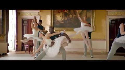 Insolite : les Gunners d'Arsenal sont des danseuses !