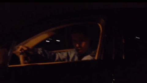 Insolite : Nasri se fait chambrer dans sa Porsche ! (12/01/2012)