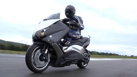 Insolite : objectif 200 km/h en scooter !