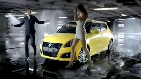Insolite : la publicité Suzuki censurée en Australie