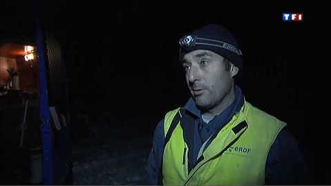 Intempéries : Château-Double dans la nuit depuis 24h