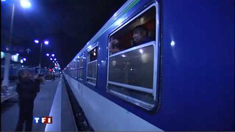 L'interminable voyage du train Strasbourg-Port-Bou