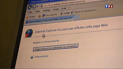 Internet, pas encore accessible partout