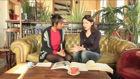 Interview Charlotte Tanguy pour l'exposition de Diane Arbus