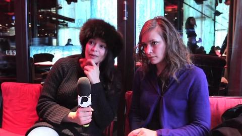 """Interview Cheyenne Carron et Agnès Delachair pour le film """"Ne nous soumet pas à la tentation"""""""