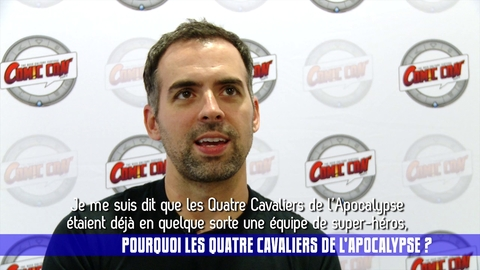 Interview complète Joe Madureira