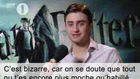 L' interview de Daniel Radcliffe