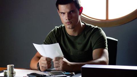 Interview exclusive de Taylor Lautner pour Identité Secrète