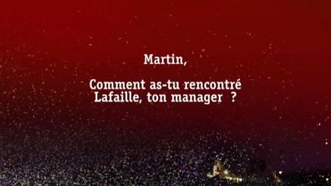 Interview inversée - Martin Solveig / Stromae