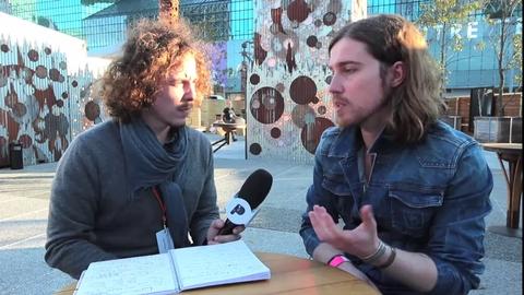 Interview Julien Doré à l'occasion du Chorus Festival