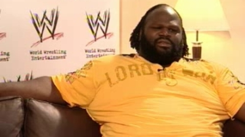 Interview Mark Henry