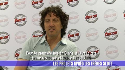 L'interview de Mark SCHWAHN - Comic Con' Paris Saison 4