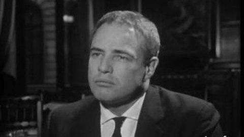 Interview Marlon Brando