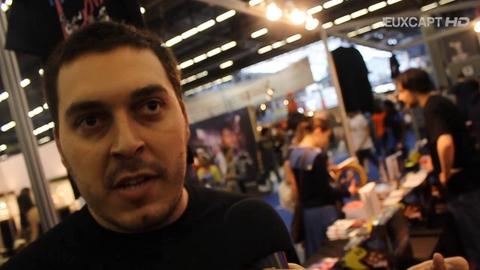 Interview - Nicolas Courcier : Co-auteur de l'ouvrage Final Fantasy VII