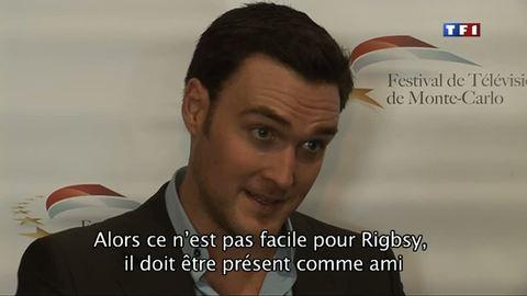 """Interview de Owain Yeoman : """" la saison 3 va être riche en histoire d'amour..."""""""