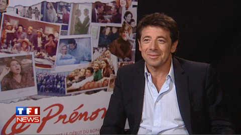 """Interview """"prénom"""" pour les acteurs du film… """"Le Prénom"""""""