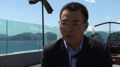 "Interview de Qin Hong, le distributeur de ""Wu Xia"""