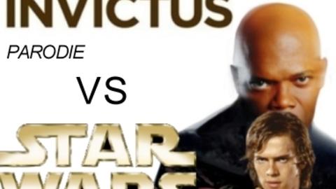 Invictus vs Star wars : détournement !