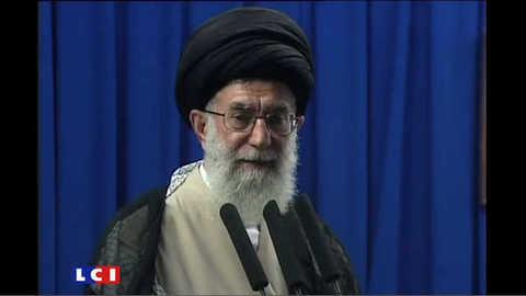 Iran : extrait du discours du Guide suprême