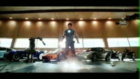 Iron Man B.A VF
