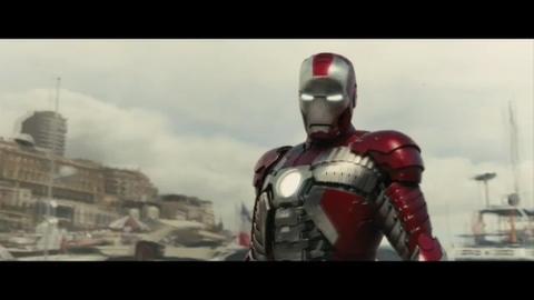 Iron Man 2 - Extrait Suitcase