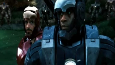 Iron Man 2 - Spot TV International 1