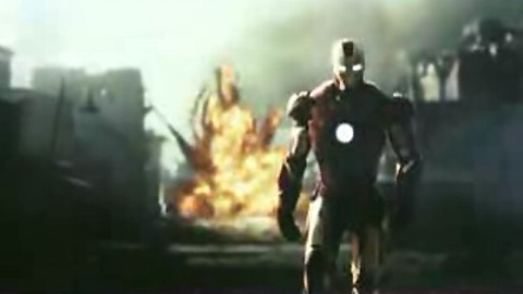 Iron Man : trailer Super Bowl