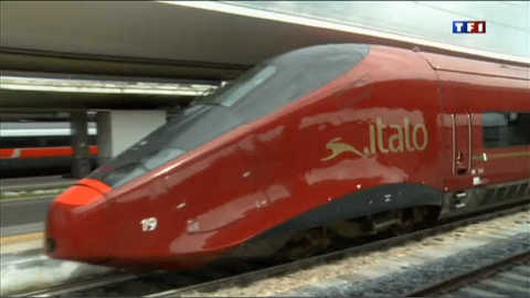 Italo, le nouveau TGV italien
